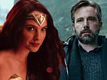 Gal Gadot joins Ben Affleck in Justice League trailer