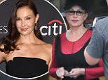 Ashley Judd's mother Naomi praises her daughter