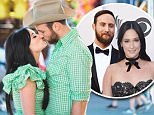 Singers Kacey Musgraves and Ruston Kelly tie the knot
