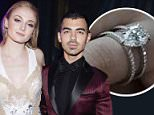Joe Jonas proposes to Sophie Turner
