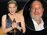 Kate Winslet refused to thank Harvey Weinstein for Oscar