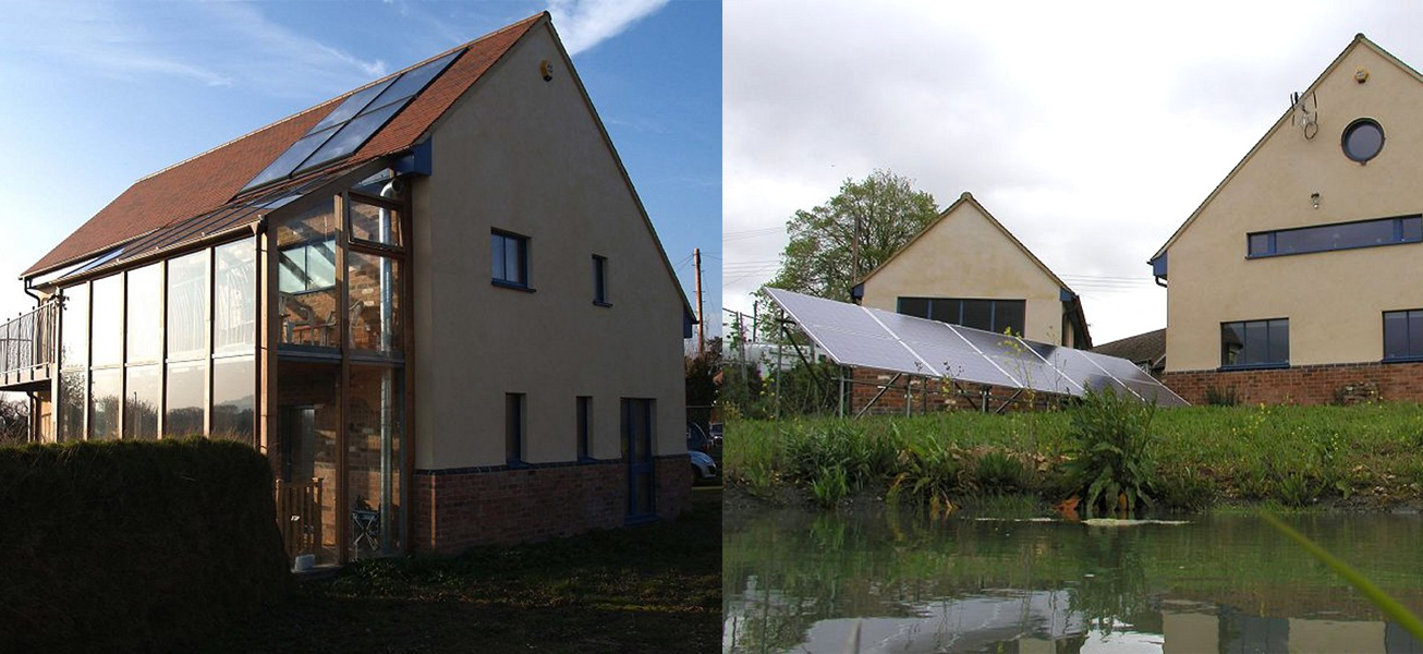 How This Couple Built A House That Generates Its Own Energy
