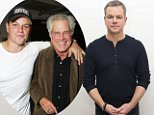 Matt Damon pulls out of awards due to family crisis