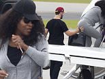 Serena Williams and hubby Alexis Ohanian head to honeymoon