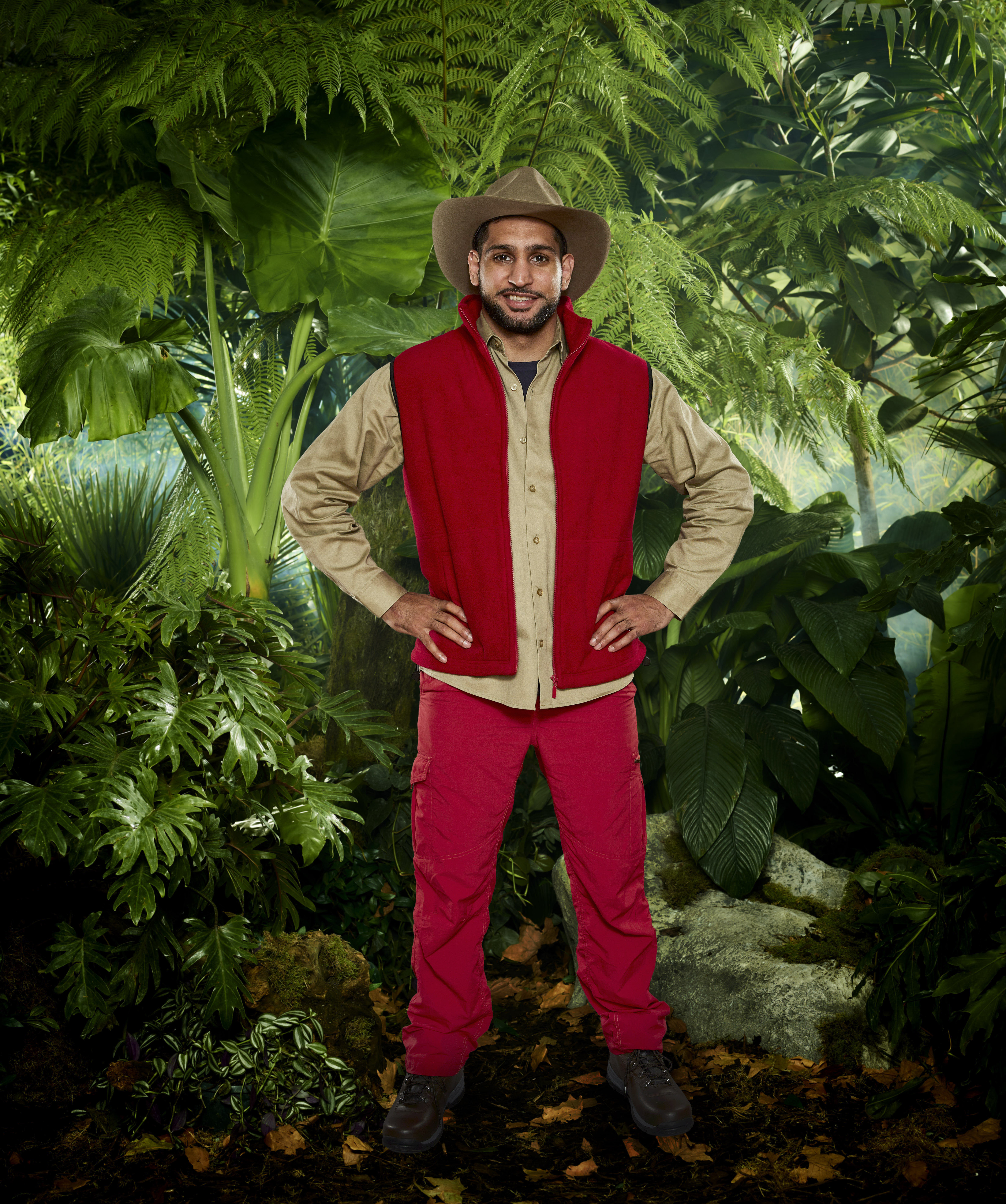 'I'm A Celebrity': Amir Khan Claims Show Is For 'Has Beens' In Resurfaced Tweet