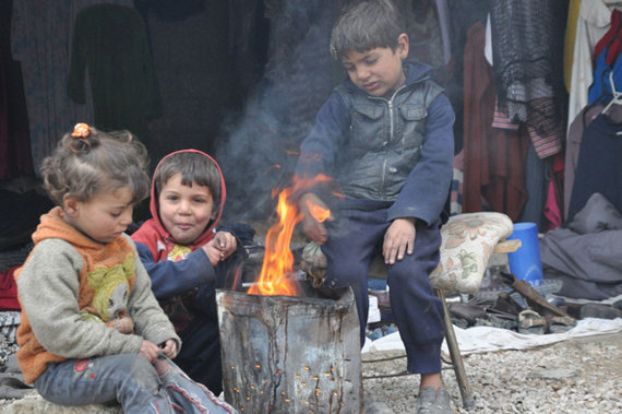 We Alone Can't Give The Children Of Syria What They Need Most