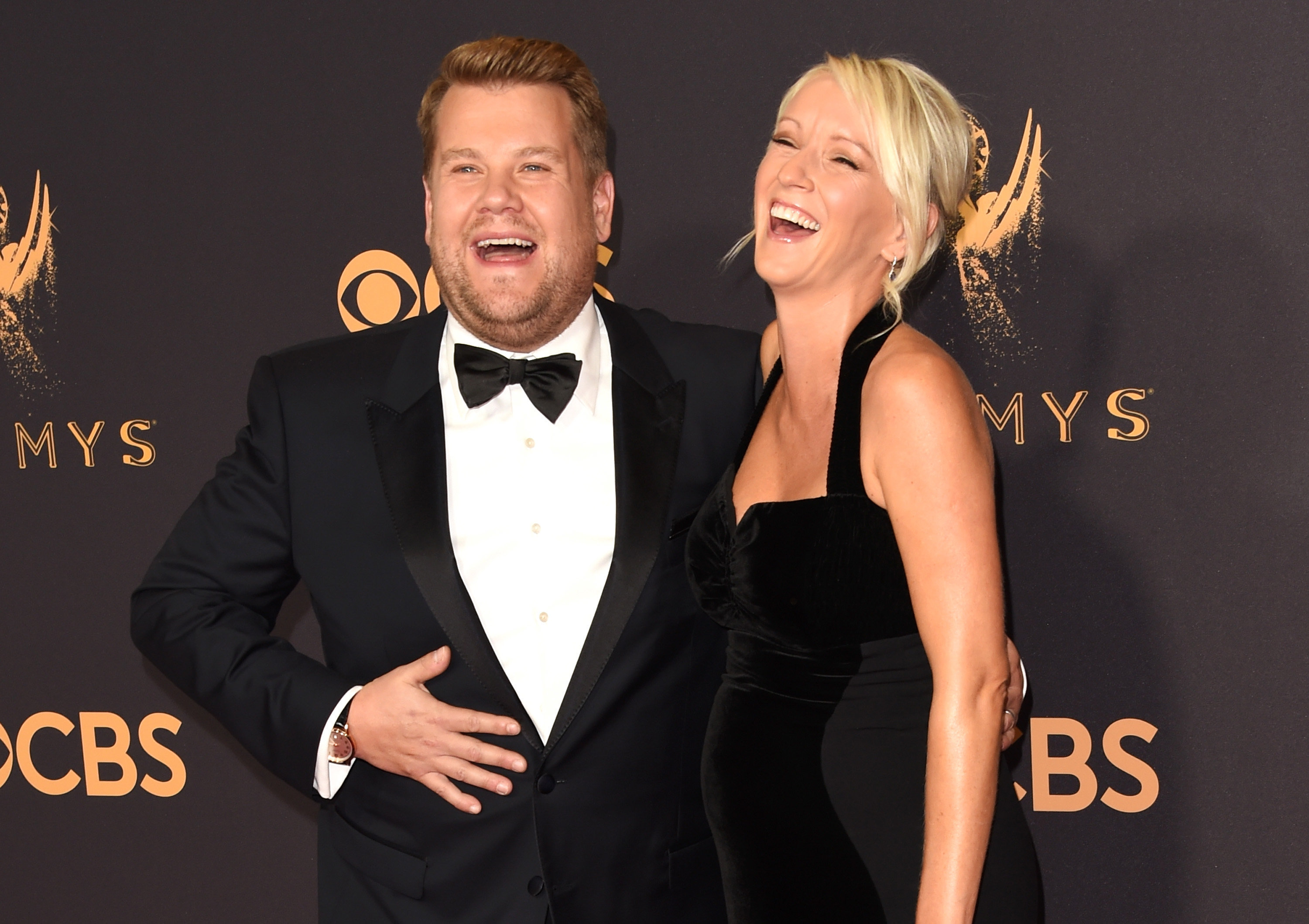 James Corden's Wife Julia Carey Has Given Birth To Their Third Baby