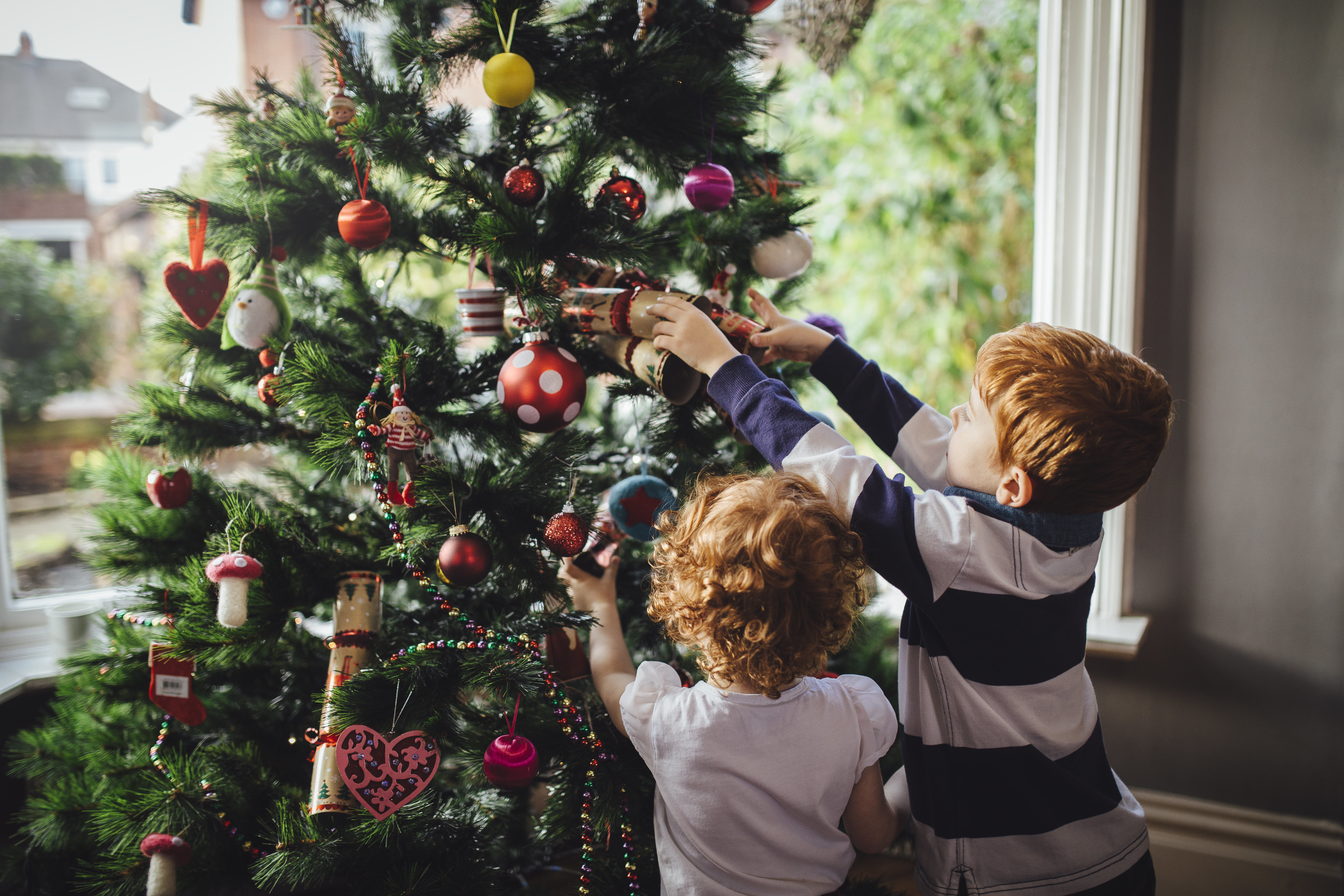 Remember The Children Whose Presents Will Be Placed Under Another Family's Christmas Tree