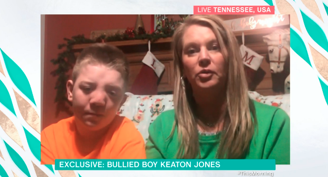 Bullied 11-Year-Old Keaton Jones' Mum Explains Why She Made The Video That Went Viral