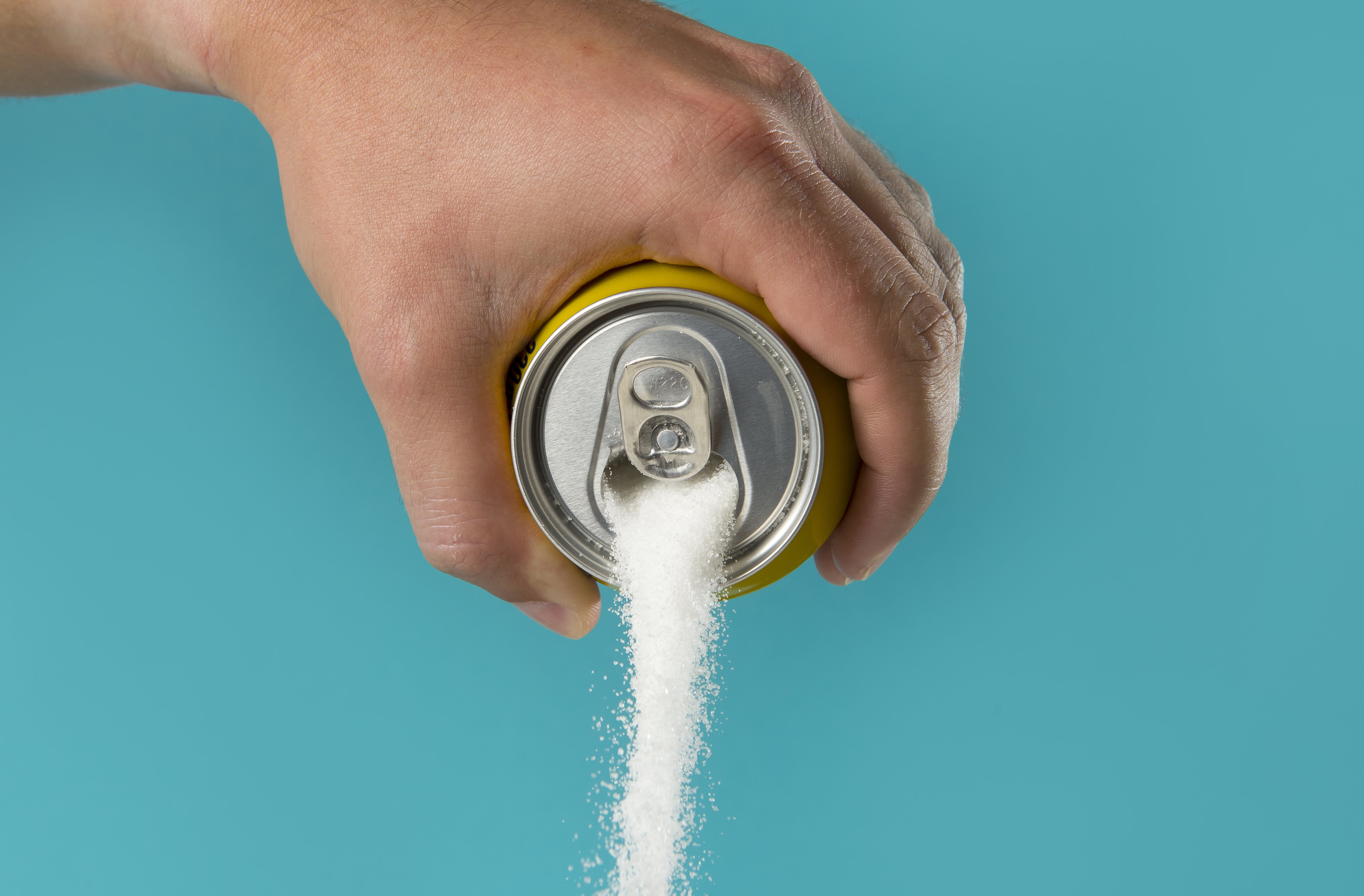 Average Energy Drink Contains More Sugar Than An Adult's Recommended Daily Allowance