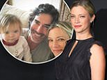 Amy Smart defends accused husband Carter Oosterhouse