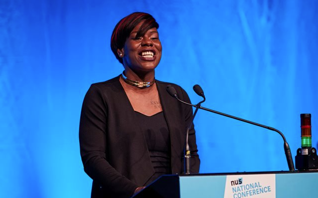 NUS President Shakira Martin The 'Antidote' Replacement ForToby Young At Universities Watchdog, MP Says