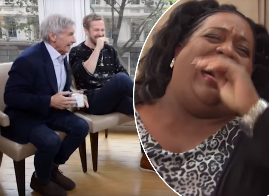 'I'd Never Felt So Unprepared': How Alison Hammond Created 2017's Most Viral Moment Completely By Accident