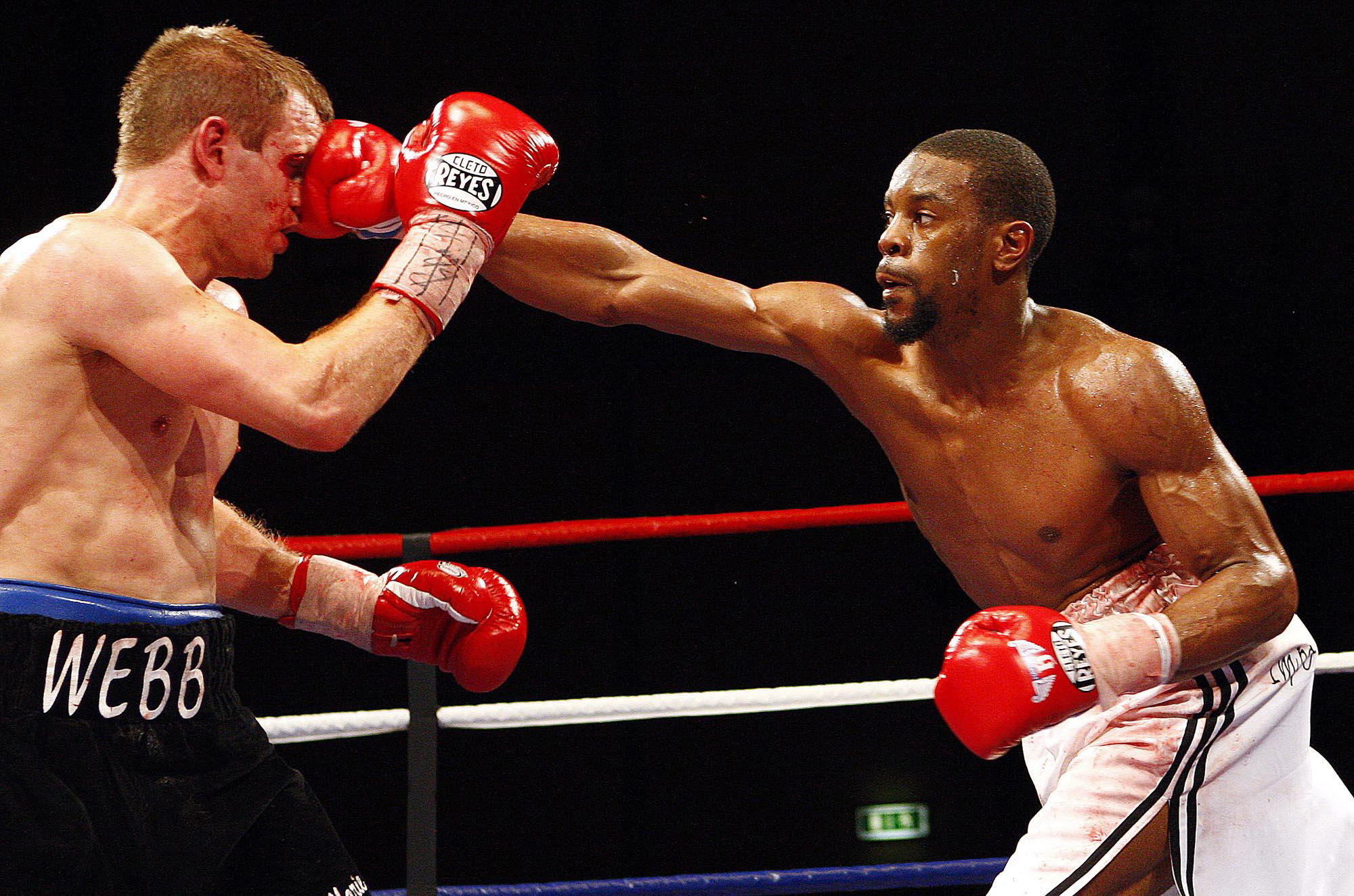 Anthony Small, Former Boxer Charged, With Terror Offence
