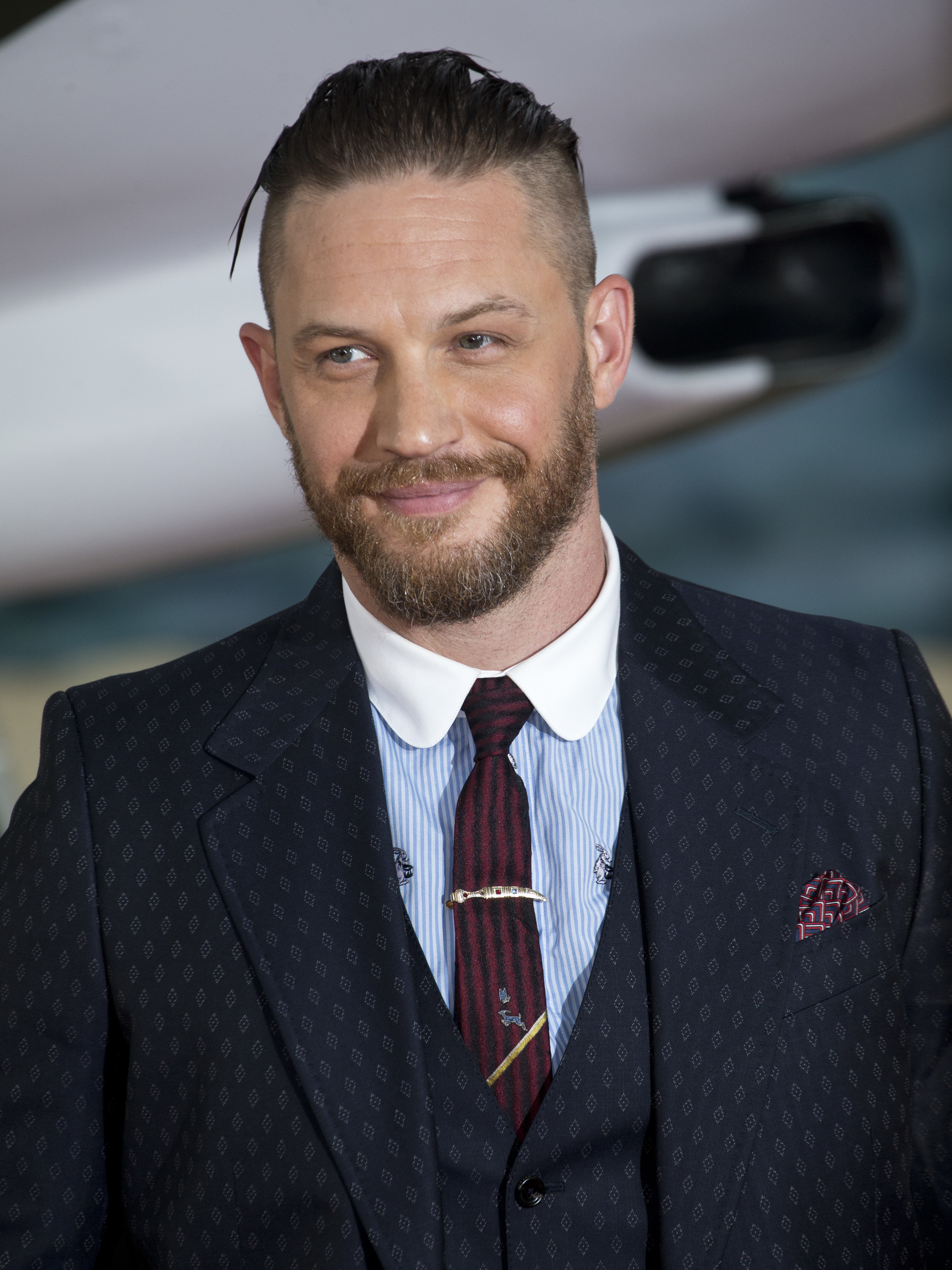 Tom Hardy's Rap Mixtape 'Falling On Your Arse In 1999' Is Posted Online