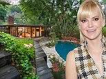 Anna Faris lists Hollywood Hills home for $2.5 million