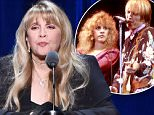 Stevie Nicks 'will never get over' Tom Petty's death