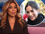 Wendy Williams dubs Meghan Markle a 'random princess'