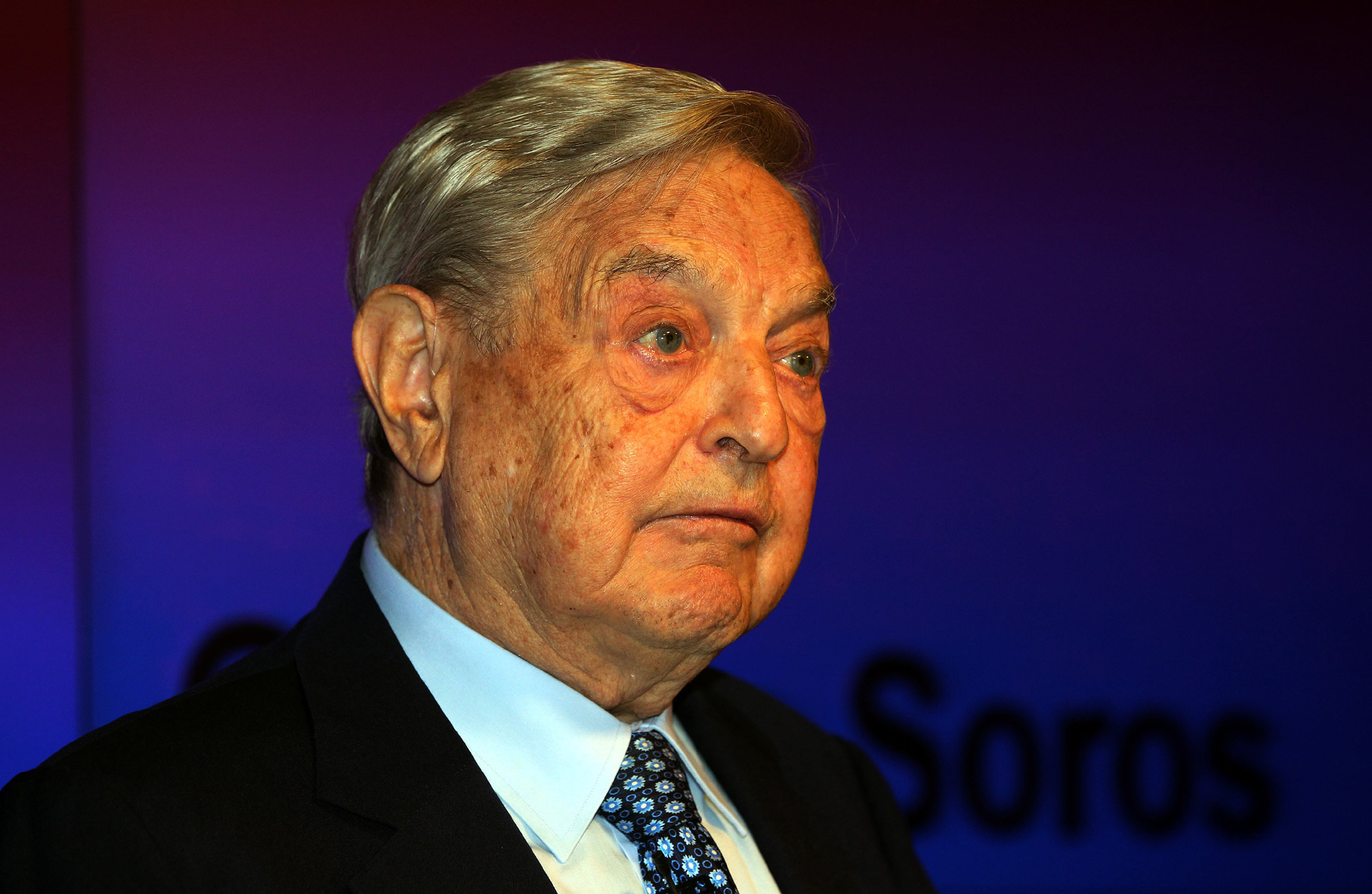 George Soros Commits Extra  £100,000 To Anti-Brexit Group In Wake Of Attacks Led By Right-Wing Press