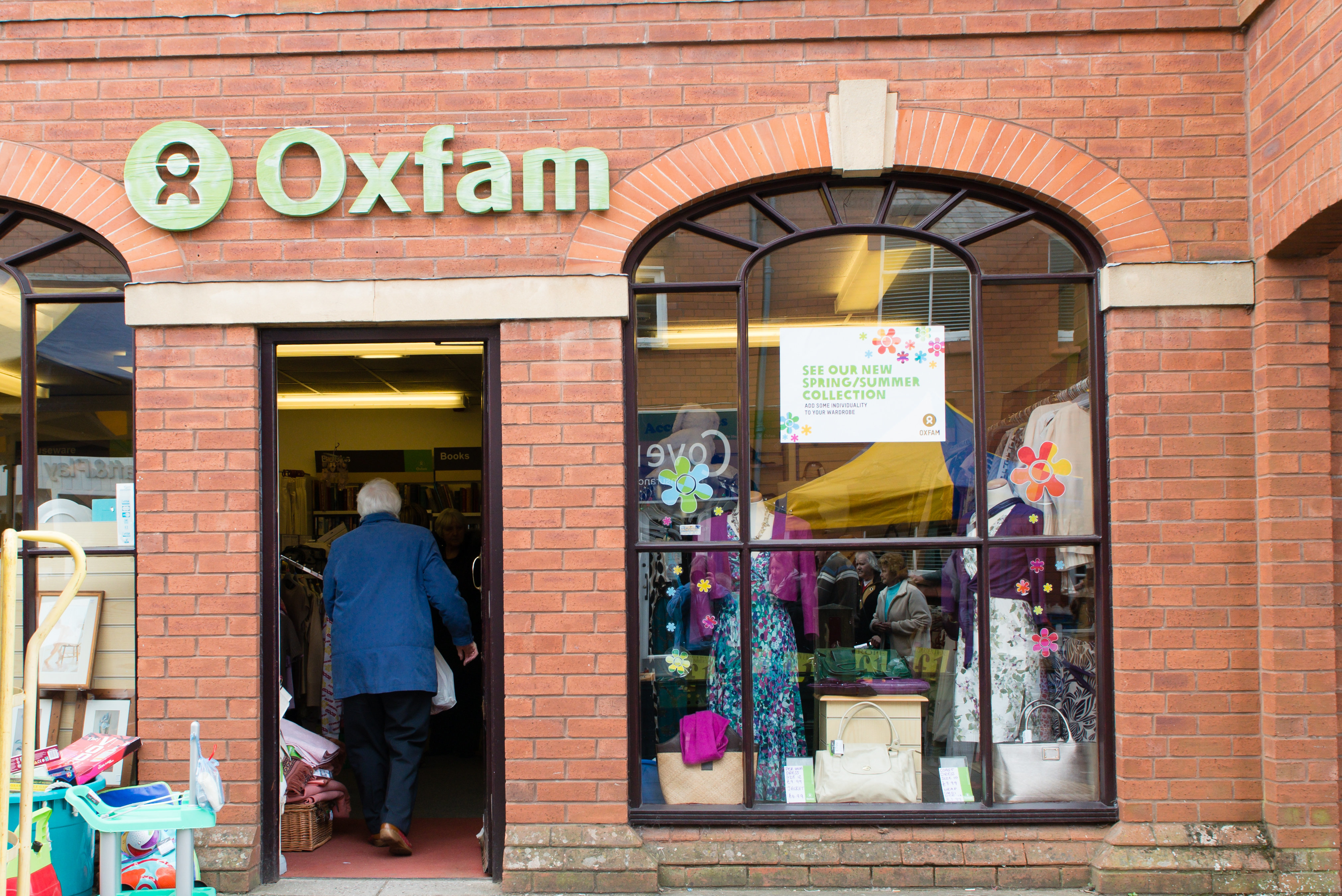 Abuse Scandal Forces Oxfam To Pursue Criminal Checks On All Shop Volunteers