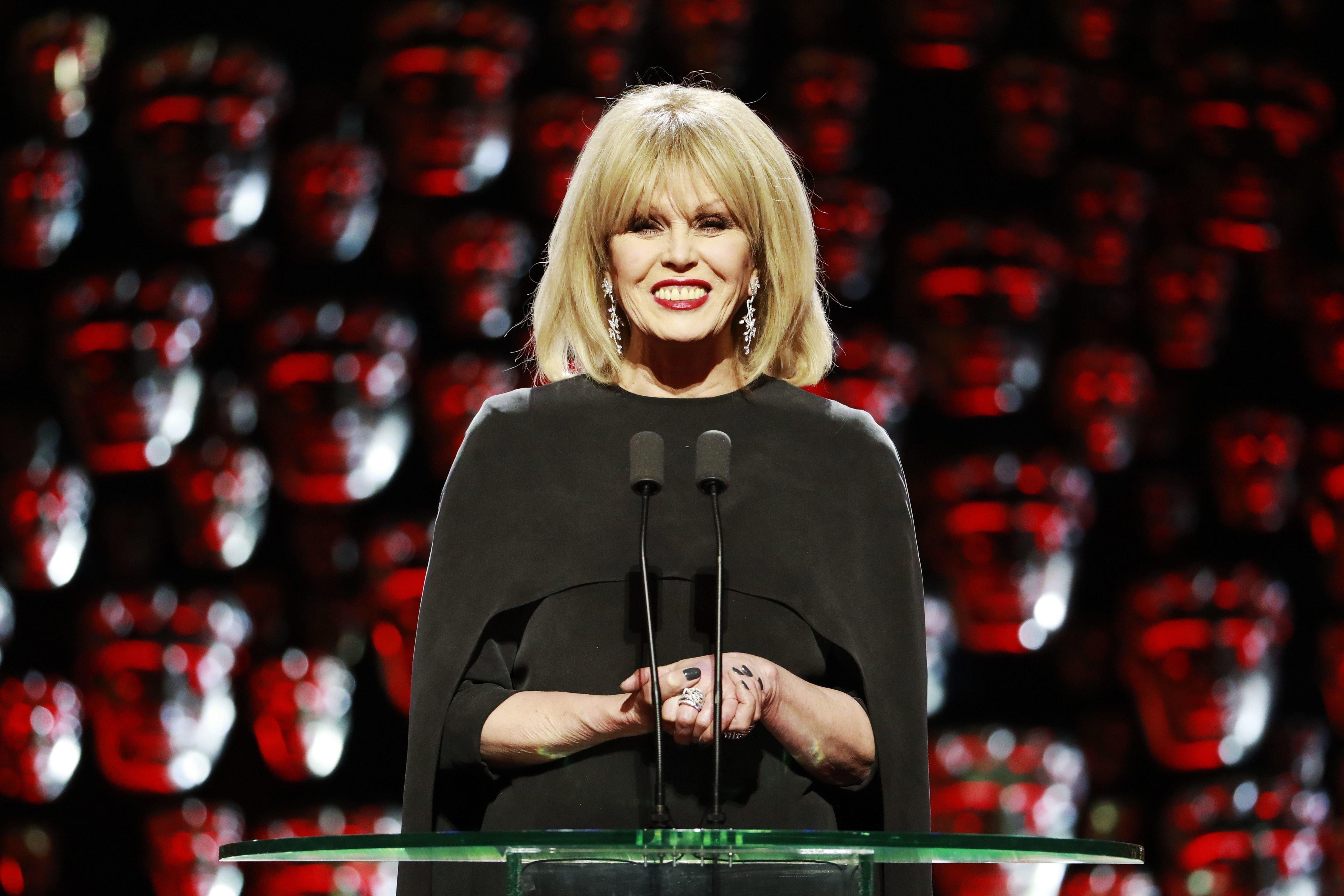 Baftas 2018: Joanna Lumley's Hosting Debut Receives Mixed Reviews