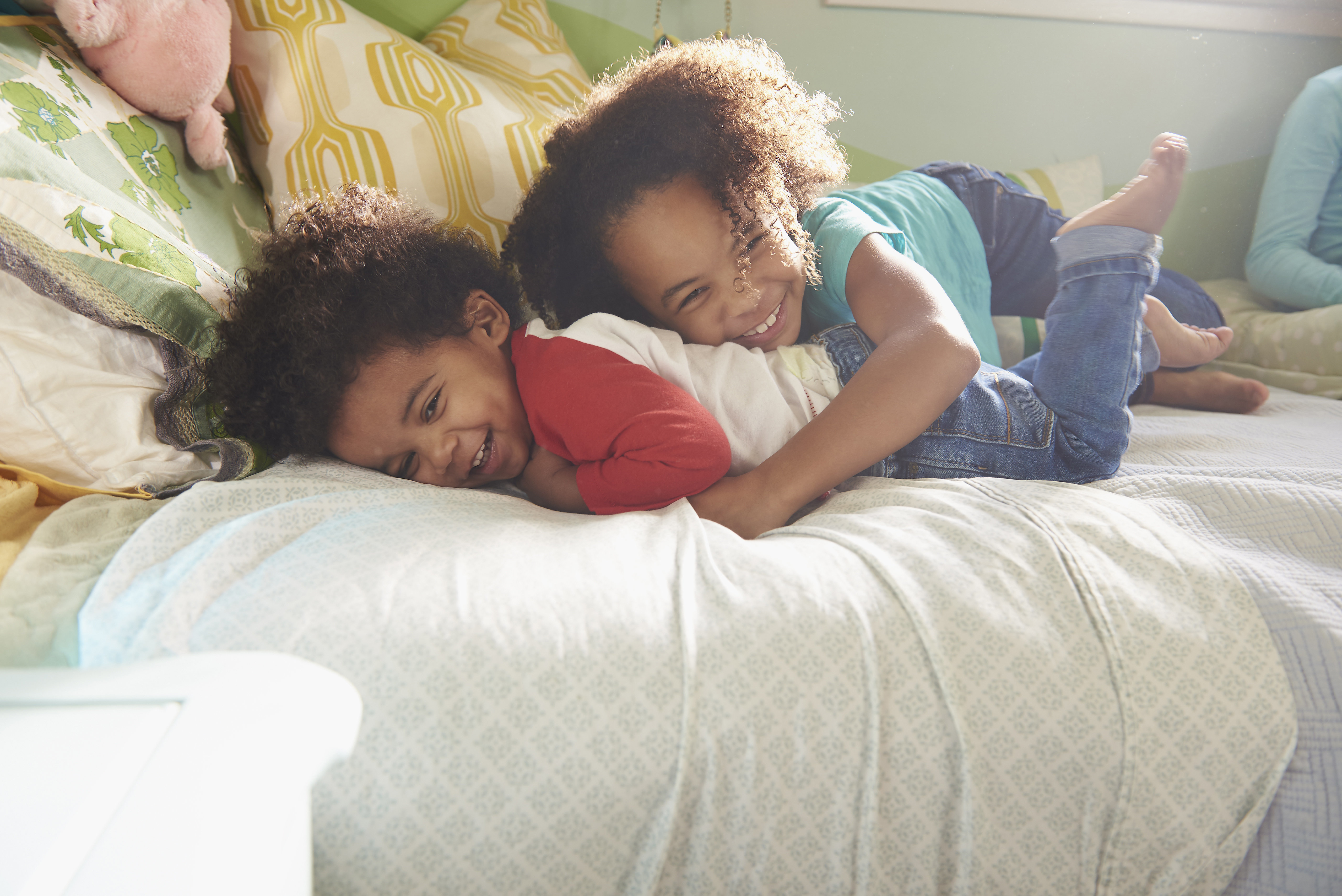 Brothers And Sisters Teach Each Other About Empathy From A Young Age