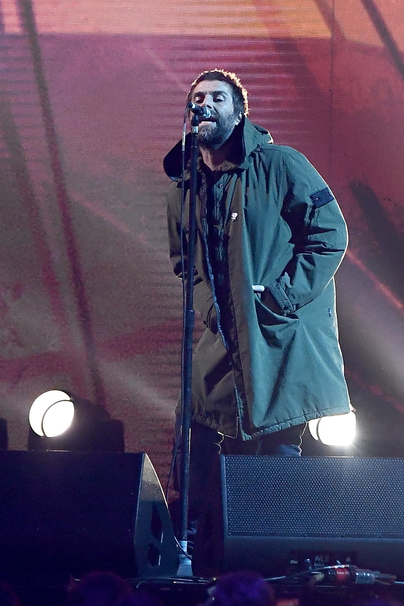 Brit Award 2018: Liam Gallagher Performs Tribute To Manchester Bombing Victims