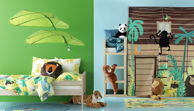Ikea's New Sustainable Kids Range Is All About Teaching Eco-Friendly Values From A Young Age