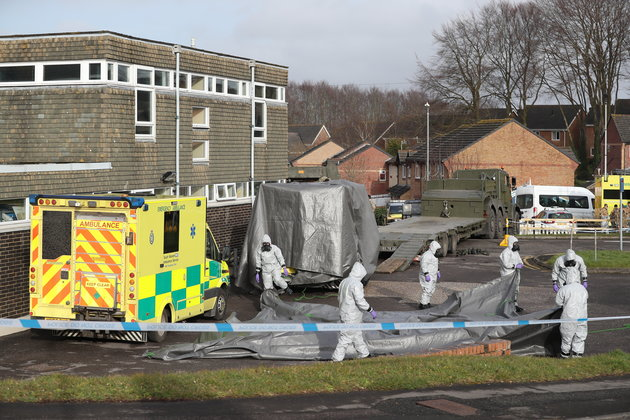 Sergei Skripal Poisoning: More Than 240 Witnesses Identified In 'Substantial' Investigation