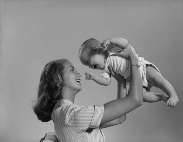 Retro Baby Names: Popular Girls' And Boys' Names From The 1950s, UK Archives Reveal