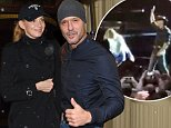 Tim McGraw seen for first time since collapsing