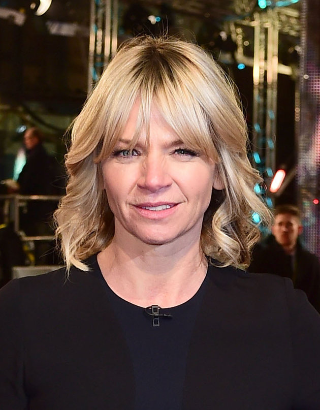 Zoe Ball 'Getting Stronger' Since Suicide Of Boyfriend Billy Yates, After Accepting She 'Could Not Save Him'