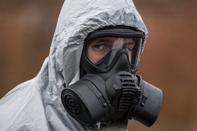 What Is Novichok? Theresa May Reveals Russian Nerve Gas That Poisoned Spy