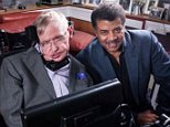 Stephen Hawking is mourned by celebrities after his death at age76