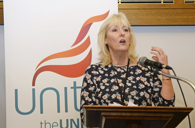 Unite's Jennie Formby On Course For 'Coronation' As Labour General Secretary After GMB Swing Behind Her Candidacy