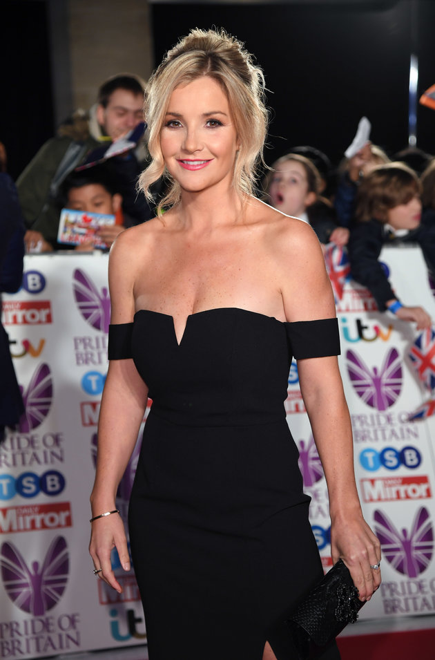 Helen Skelton Shares Her Experiences Of Being 'Groped' Live On Air While Pregnant