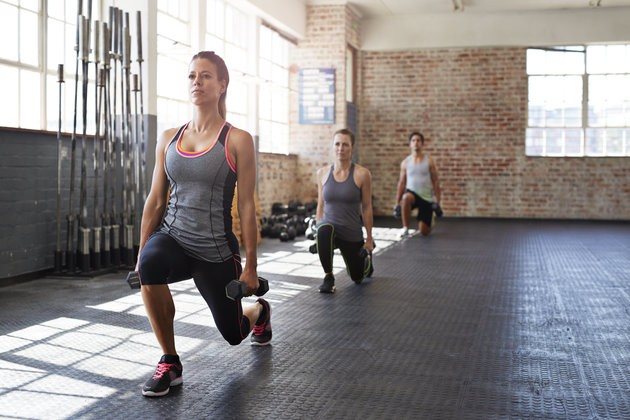 How To Lunge Properly: Are You Making These Common Mistakes?