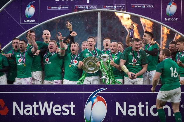 UK Weather Sees Ireland Cancel Grand Slam Homecoming Celebrations