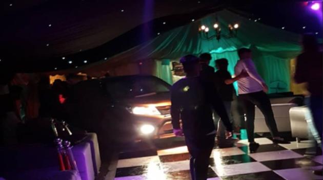 Blake's Nightclub In Gravesend: Thirteen Clubbers Injured After Car Ploughs On To Dancefloor