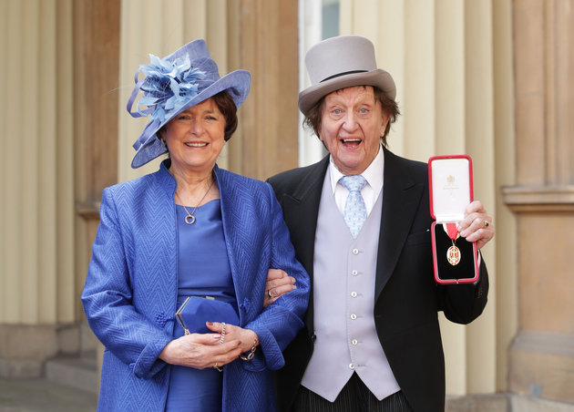 Ken Dodd's Wife, Anne, Speaks Out For The First Time Since His Death