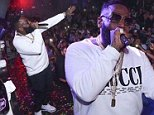 Rick Ross returns to stage in first performance since hospital stint