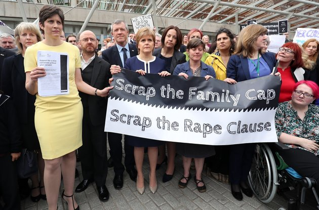 The Rape Clause Remains The Most Abhorrent Of Tory Policies