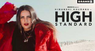 High Standard by Himanshi Khurana