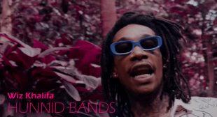 Wiz Khalifa's New Song Hunnid Bands