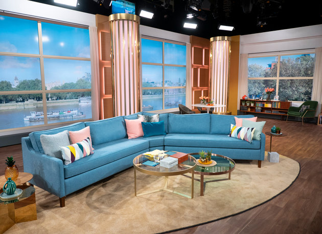 'This Morning', 'Loose Women' And Good Morning Britain's New Studios Get Very Mixed Reviews From Viewers