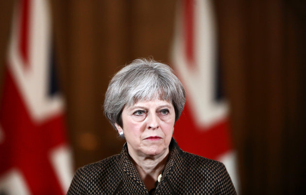 May Faces Fresh Brexit Ambush As Senior MPs Stage Crunch Vote On Customs Union