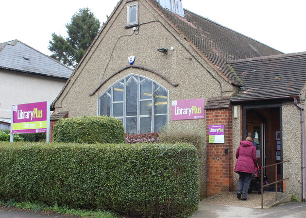 The Libraries Minister's Local Libraries Could Close. Residents Are Furious – And They're Suing