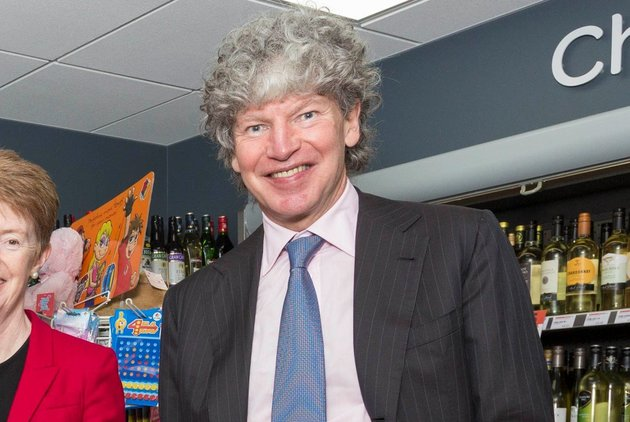 Fury As 'Slash And Burn' Business Tycoon Tim Parker To Oversee Courts Reform