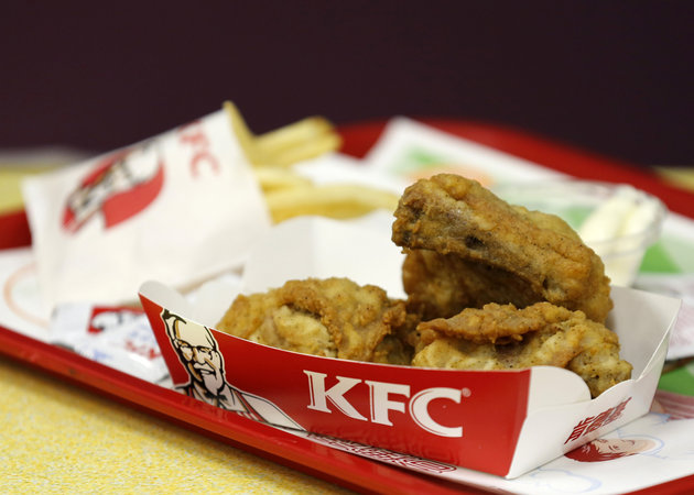 Hundreds Of KFC Restaurants Still Not Offering Full Menu Months After Delivery Issues