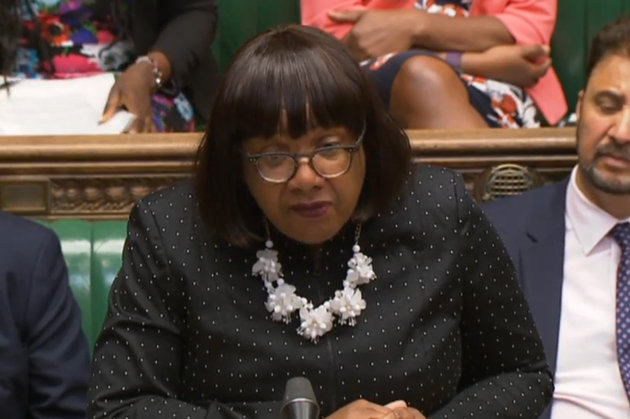 Diane Abbott Hits Out Over 'Shameful' Treatment Of Windrush Generation That Took 'Unparalleled Pride In Being British'